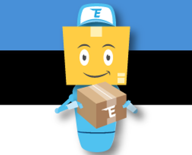 Parcels delivery from Estonia to the UK
