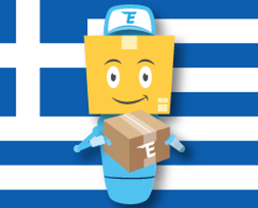 Parcels delivery from Greece to the UK