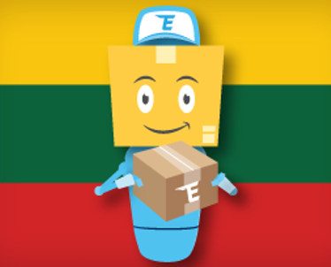 Parcels delivery from Lithuania to the UK