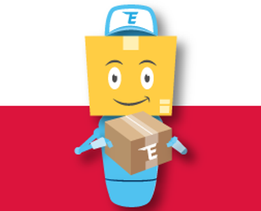 Parcels delivery from Poland to the UK