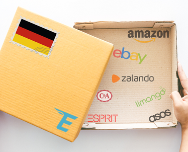 Shop from Germany – Receive in the UK