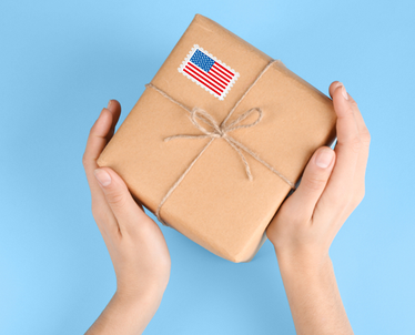 SHOP FROM USA - RECEIVE IN THE UK